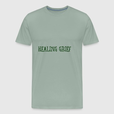 healing grief - Men's Premium T-Shirt