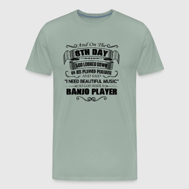 Banjo Player Shirt - Men's Premium T-Shirt
