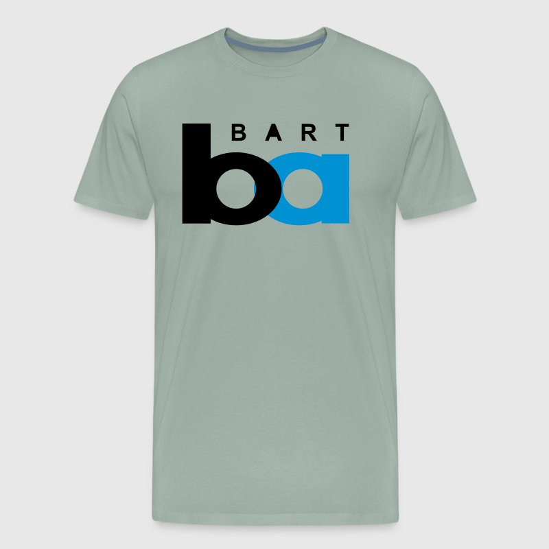 BART Bay Area Rapid Transit - Men's Premium T-Shirt