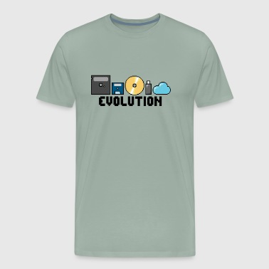 Storage Evolution - Men's Premium T-Shirt