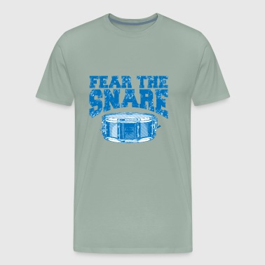 FEAR THE SNARE - Men's Premium T-Shirt