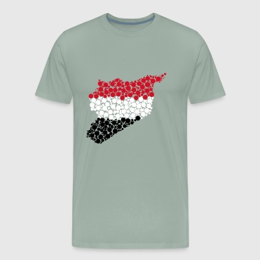 syria - Men's Premium T-Shirt
