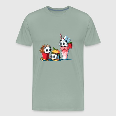 Combo Meal - Men's Premium T-Shirt