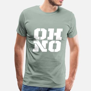Skunt oh no - Men's Premium T-Shirt
