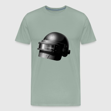 LEVEL 3 HELMET - Men's Premium T-Shirt