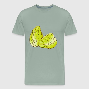 Cabbage - Men's Premium T-Shirt