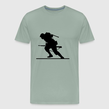 world war - Men's Premium T-Shirt