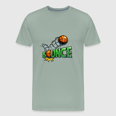 Bounce - Men's Premium T-Shirt