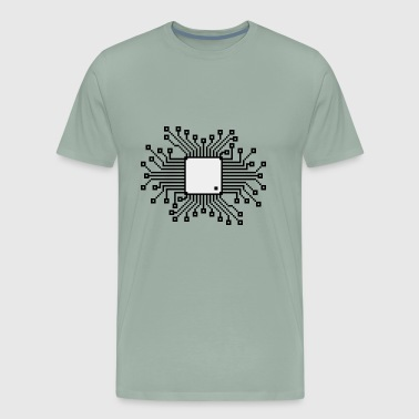 The Brain! - Men's Premium T-Shirt
