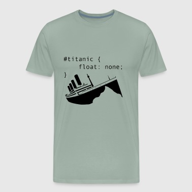 titanic - Men's Premium T-Shirt