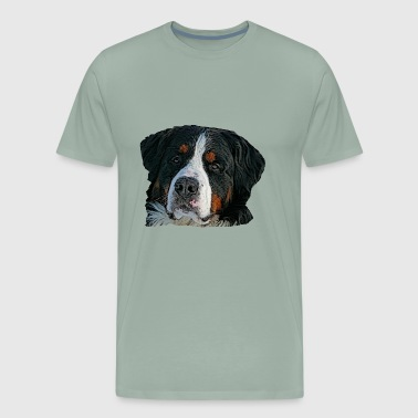 Dog,Dog Lovers,Dogs,Dog love,dog owner,dogwalking, - Men's Premium T-Shirt