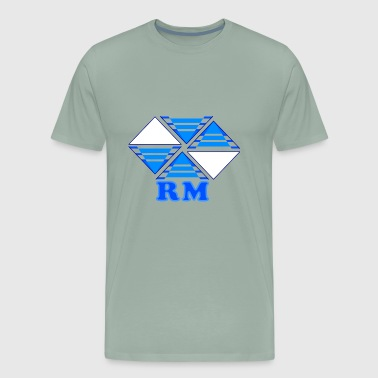 RM triangles - Men's Premium T-Shirt