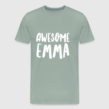 Awesome Emma - Men's Premium T-Shirt