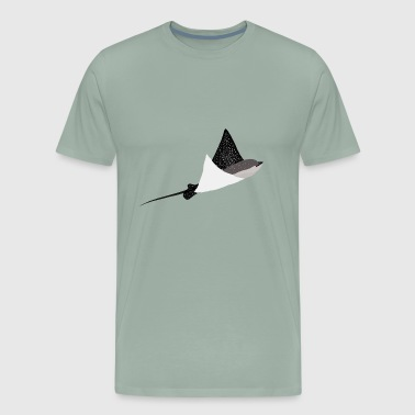 Spotted Eagle Ray - Men's Premium T-Shirt