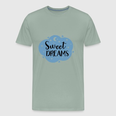 sweet dreams - Men's Premium T-Shirt