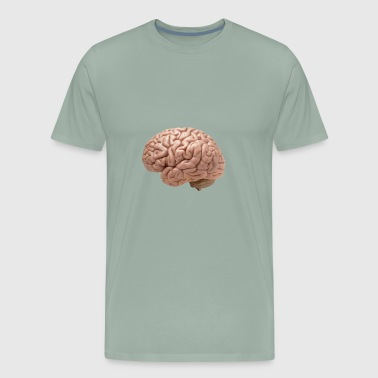 Brain, original - Men's Premium T-Shirt
