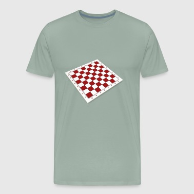 chess board - Men's Premium T-Shirt