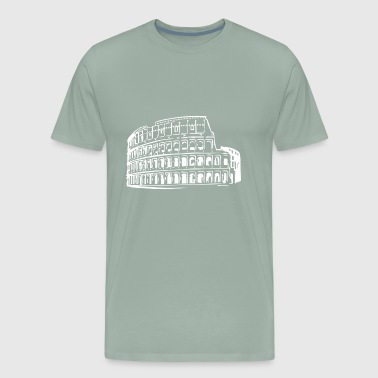 colisee coliseum - Men's Premium T-Shirt