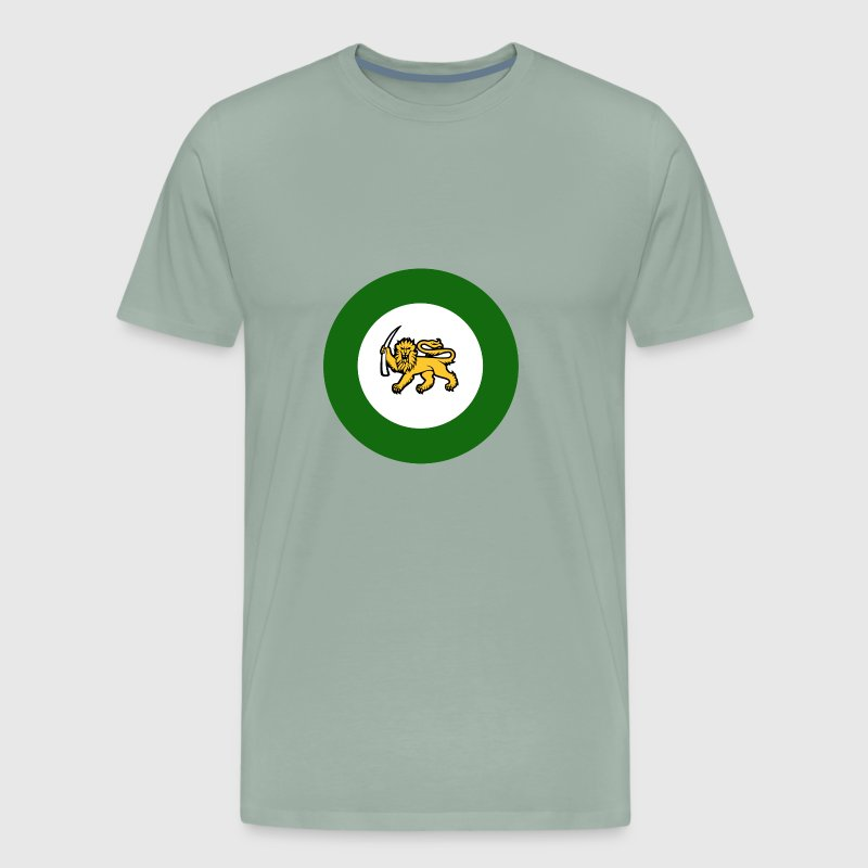 Rhodesian Air Force Roundel - Men's Premium T-Shirt