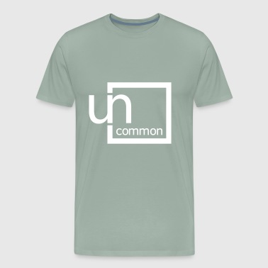 Be Uncommon - Men's Premium T-Shirt