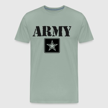 USA Pride Army Shirt - Men's Premium T-Shirt