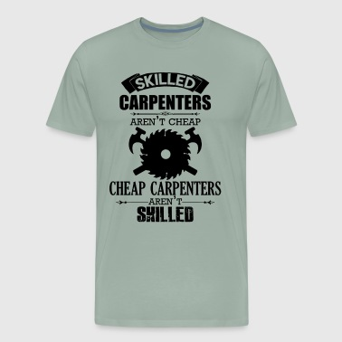 Skilled Carpenter Shirt - Men's Premium T-Shirt