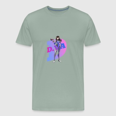 D.VA - Men's Premium T-Shirt