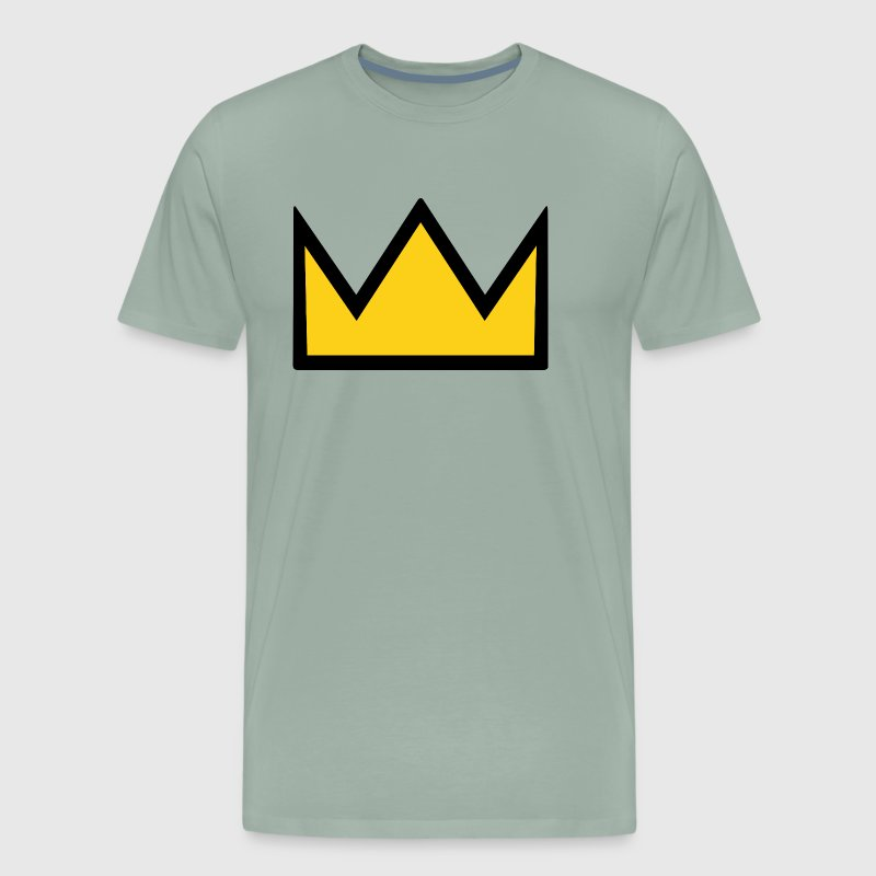 Betty cooper crown - Men's Premium T-Shirt