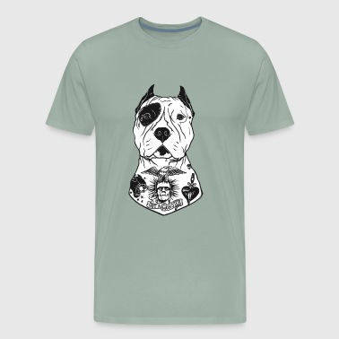 American Pitbull - Men's Premium T-Shirt