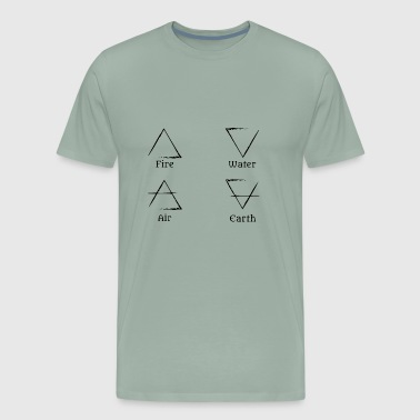 Four Elements - Men's Premium T-Shirt