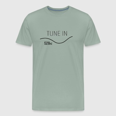 Tune in - Men's Premium T-Shirt