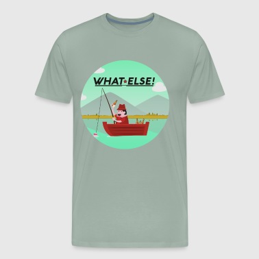 Fisherman - Men's Premium T-Shirt