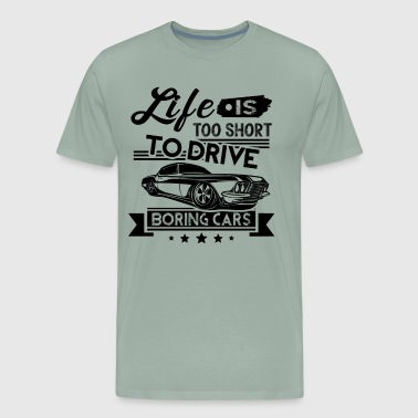 Muscle Car Lovers Shirt - Men's Premium T-Shirt