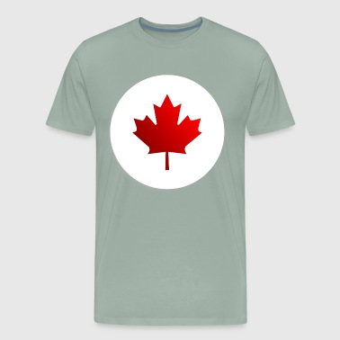 Happy Canada day T Shirt - Men's Premium T-Shirt
