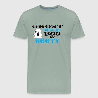 Booty Ghost - Men's Premium T-Shirt