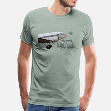 Dc-3 DC-3 - Men's Premium T-Shirt