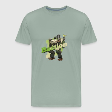Bastion - Men's Premium T-Shirt