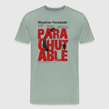 Parachutable - Men's Premium T-Shirt