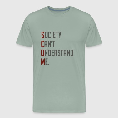 Society - Men's Premium T-Shirt