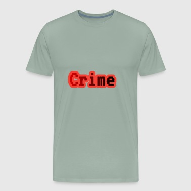 Crime - Men's Premium T-Shirt
