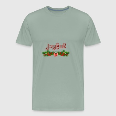joyful - Men's Premium T-Shirt