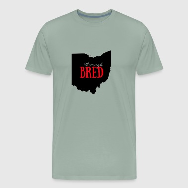 Ohio ThoroughBred - Men's Premium T-Shirt