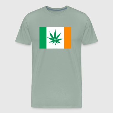 Highrish Flag - Men's Premium T-Shirt