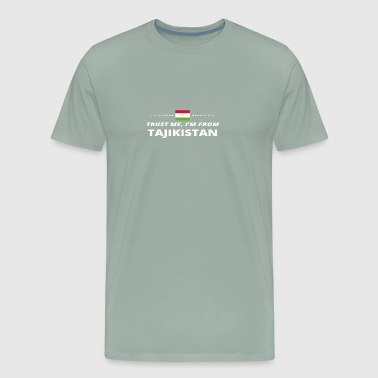 trust me i from proud gift TAJIKISTAN - Men's Premium T-Shirt
