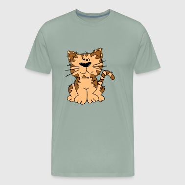 Sweet Cat - Men's Premium T-Shirt