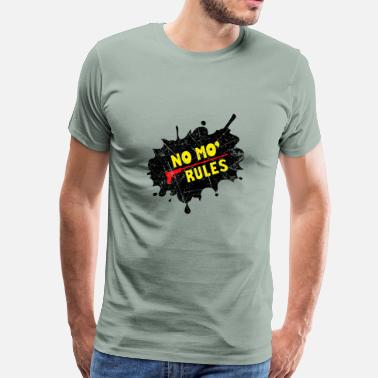 No Rules no mo rules - Men's Premium T-Shirt