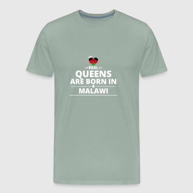 I Love Malawi queens from geschenk i love MALAWI - Men's Premium T-Shirt