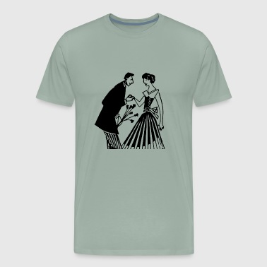 couple - Men's Premium T-Shirt