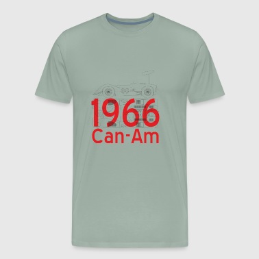 Can Am Can-Am 1966 - Men's Premium T-Shirt