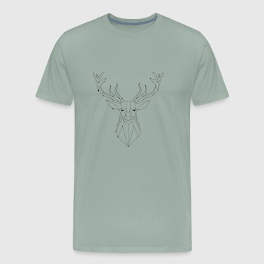 polygone - Men's Premium T-Shirt